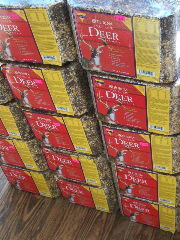 Purina Deer Blocks